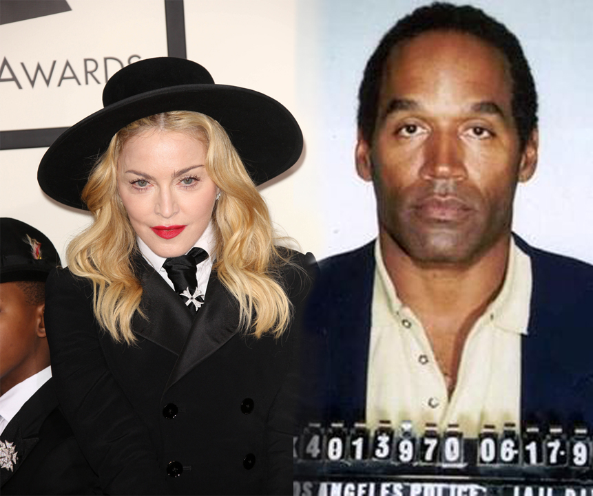 Madonna at the 56th Annual Grammy Awards, Staples Center, Los Angeles, CA 01-26-14