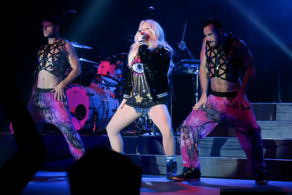 Kesha performs at the Fantasy Spring Resort and Casino in Indio, CAPictured: Kesha Ref: SPL1316140  090716 Picture by: Ronin 47/London EntertainmentSplash News and Pictures Los Angeles:	310-821-2666 New York:	212-619-2666 London:	870-934-2666 photodesk@splashnews.com