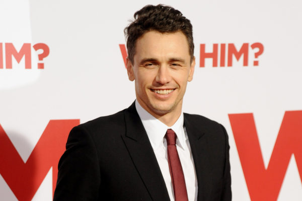 James Franco at the Los Angeles premiere of 'Why Him?' held at the Regency Bruin Theater in Westwood, USA on December 17, 2016.