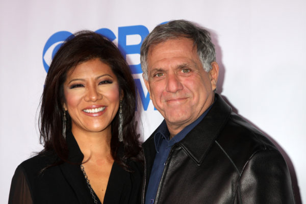 Julie Chen, Les Moonves at the CBS Daytime After Dark Event, Comedy Store, West Hollywood, CA 10-08-13